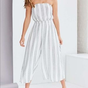 Urban Outfitters size small strapless jumpsuit